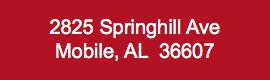 Job Listing Location - 2825 Springhill