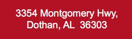 Job Listing Location - 3354 Montgomery