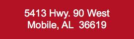 Job Listing Location - 5413 Hwy 90
