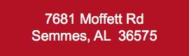 Job Listing Location - 7681 Moffett