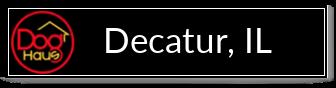 Decatur, IL Button