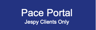 Pace Portal Jespy Clients Only