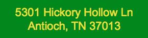 5301 Hickory Hollow