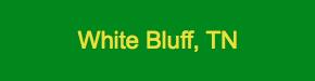 White Bluff TN
