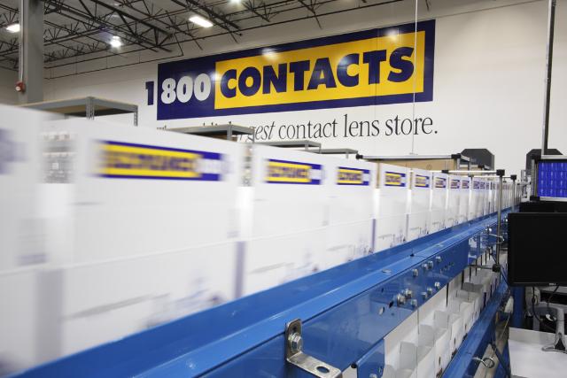 6c8c8610d6 Company History - 1-800 CONTACTS Jobs